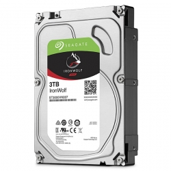 HDD Seagate Ironwolf NAS 3TB SATA III 5900rpm 64MB ST3000VN007