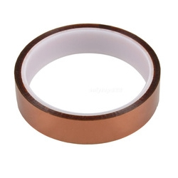 Mobile Phone / Tablet Thermal Polyimide High Temperature Kapton insulation Tape Roll - 10mm x 33m