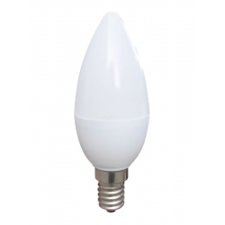 LED Λάμπα Candle 3.2W Neutral White 4200K E14