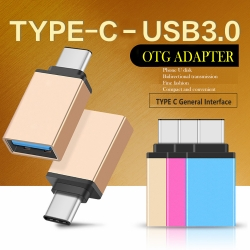 USB To Type C USB 3.1 Data OTG Adapter