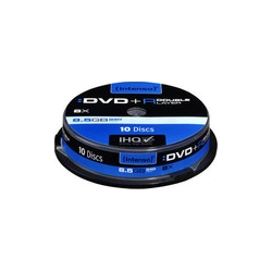 DVD+R DOUBLE LAYER 8,5GB, 8x Speed
