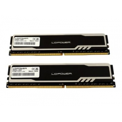 Μνήμη LC Power HYPO SERIES 16GB DDR4 3200MHz Non ECC CL16 (Kit 2 x 8GB)